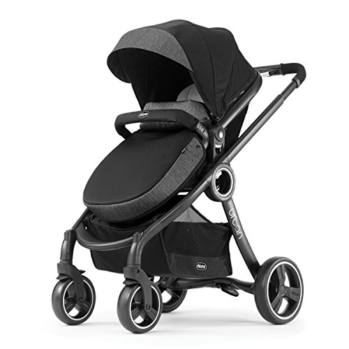 Great Deal! Chicco Urban 6-in-1 Modular Stroller, Minerale