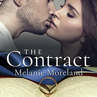 The Contract                   By:                                                                                                                                 Melanie Moreland                               Narrated by:                                                                                                                                 John Lane,                                                                                        Tatiana Sokolov                      Length: 8 hrs and 43 mins     134 ratings     Overall 4.4