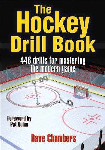The Hockey Drill Book: 463 Drills for Mastering the Modern Game (The Drill Book Series) by Dave Chambers (10-Oct-2007) Paperback