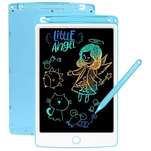SCRIMEMO LCD Schreibtafel 8,5 Zoll Bunte hellere Schrift, LCD Writing Tablet...