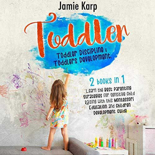 『Toddler: 2 Books in 1』のカバーアート