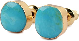 Best raw turquoise ring Reviews