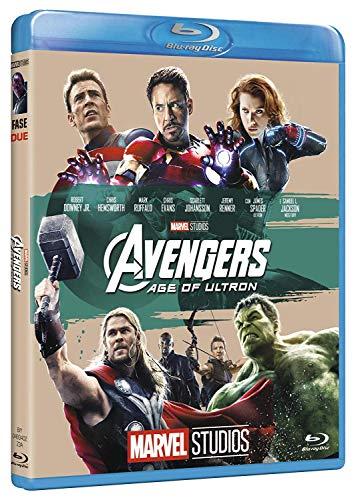 Avengers - Age Of Ultron (Edizione Marvel Studios 10 Anniversario) (1 BLU-RAY)