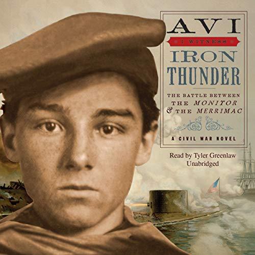 Iron Thunder audiobook cover art