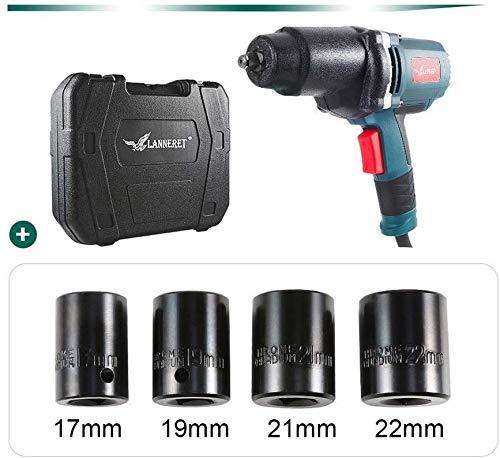 Dmqpp Accuschroevendraaier, 950 W, 450 – 550 Nm, maximaal draaimoment 1/2 inch, auto-fitting, huishoudapparaten, professionele wisserch veranderende rubberen banden, gereedschappen, bosch