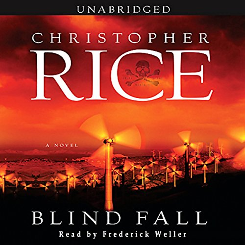 Blind Fall audiobook cover art