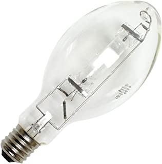 Current, powered by GE HR400A33 Traditional High Intensity Discharge Mercury Light Bulb, ED37