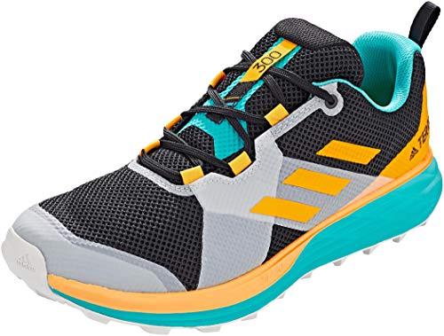 adidas Terrex Two, Zapatillas de Running Hombre, AGALRE/NEGBÁS/Dorsol, 46 EU