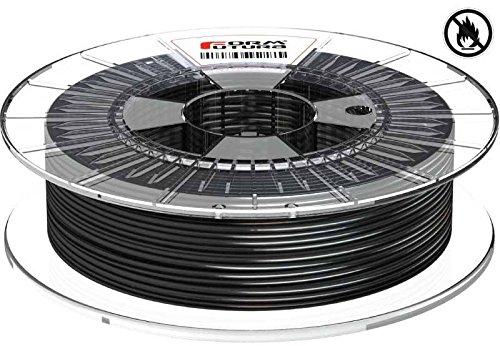 Formfutura ABSpro Filament d'impression 3D ignifuge Noir 1,75 mm 2300 g