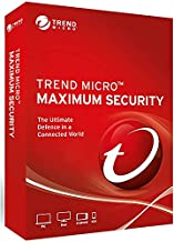 Trend Micro Maximum Security 2020 Version 16 3 Devices 3 Years for PC, Mac, Android and IOS Product Key card Windows7, 8.1 and 10