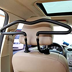 Mixen Multifunctional Detachable Car Coat Hanger car seat Brackets Black Color Easily Installation and Removable car seat hook (Y2020),Mixen