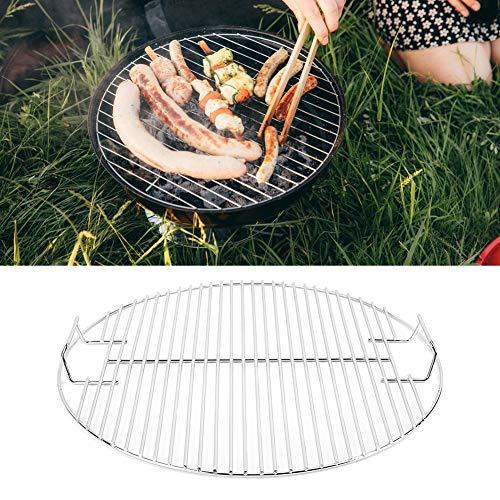 Shipenophy Cook Grill Rejilla de Cocina Multifuncional Metal Antiadherente Malla de Barbacoa Fuerte para Hornear para Barbacoa