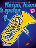 Horen Lezen Spelen 1 Bariton Euphonium T