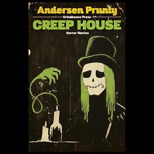 Creep House audiobook cover art