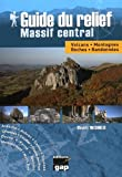 Guide du relief Massif central