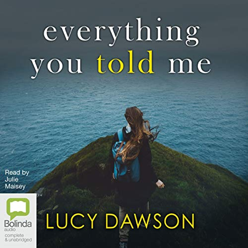 Everything You Told Me cover art