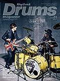 Rhythm Drums magazine (リズム アンド ドラムマガジン) 2019年 1月号 雑誌