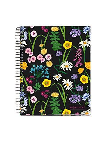 Miquel Rius 46753 Cuaderno A5 140 Rayado Horizontal Flores Silvestres