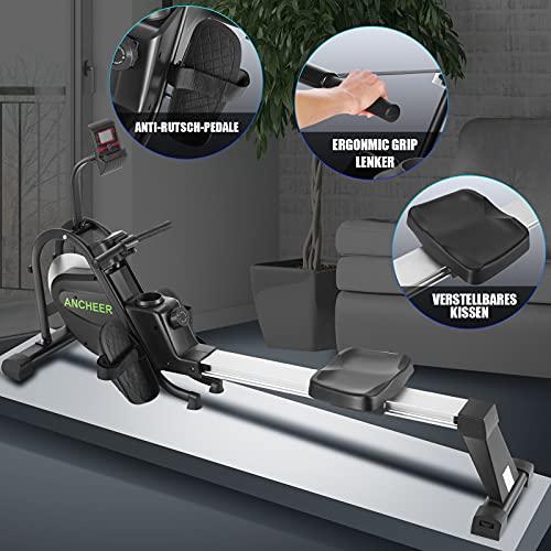 ANCHEER F103A Rudergerät Verarbeitung