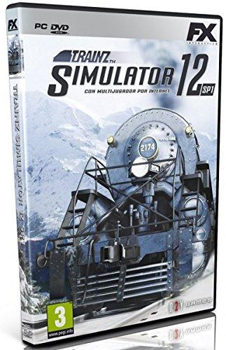 Trainz Simulator 12 Sp-1
