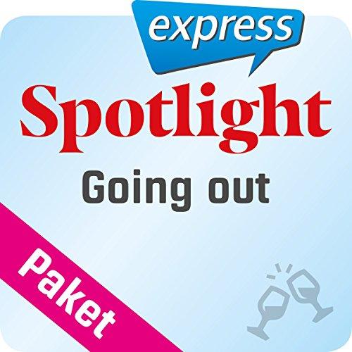 Spotlight express im Paket - Ausgehen: Wortschatz-Training Englisch - Going out Titelbild