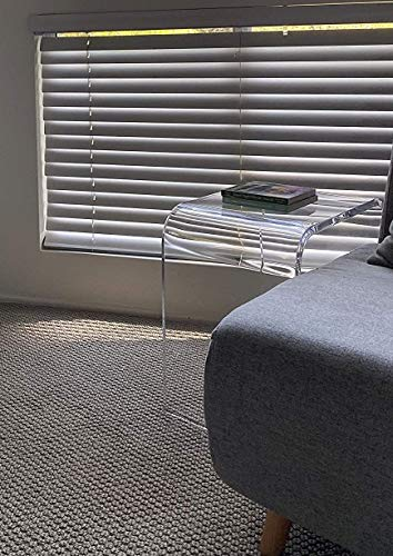 18' wide x 12' deep x 18' high x 3/4' thick clear acrylic end table or...