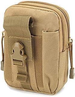 حقيبة جيب متعددة الوظائف في الهواء الطلق حقيبة الخصر رياضة الجري في الهواء الطلق حزمة جيوب الهاتف المحمول