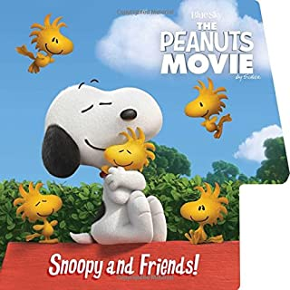 Snoopy and Friends! (Peanuts Movie)