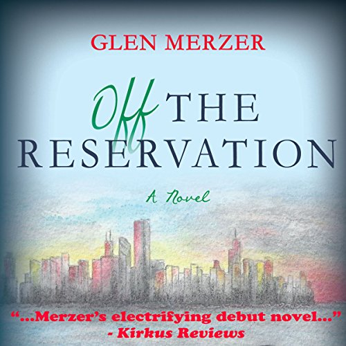 Off the Reservation audiobook cover art