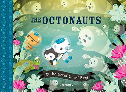The Octonauts and the Great Ghost Reef product image