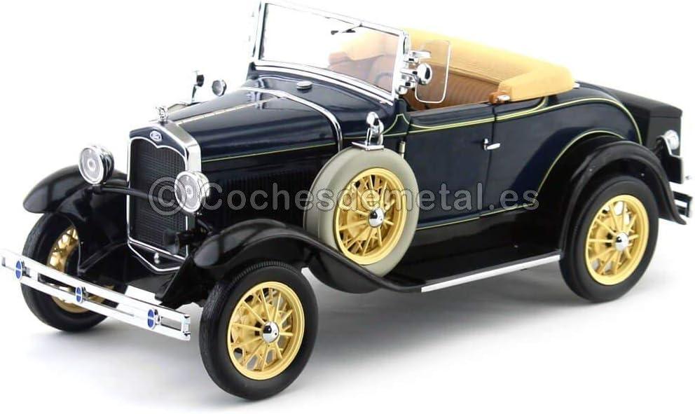 1931 Ford Model A Bargain sale Over item handling ☆ Roadster Riviera 1 Dark 18 Diecast Blue