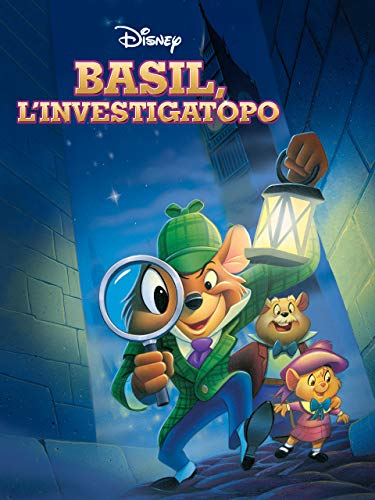 Basil, L'Investigatopo