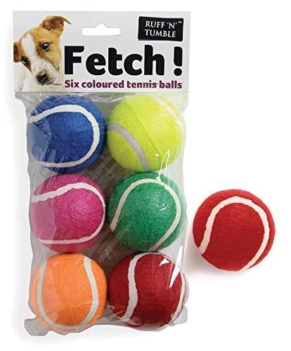 Sharples N Grant Fetch - Pelotas Tenis 6 Unidades