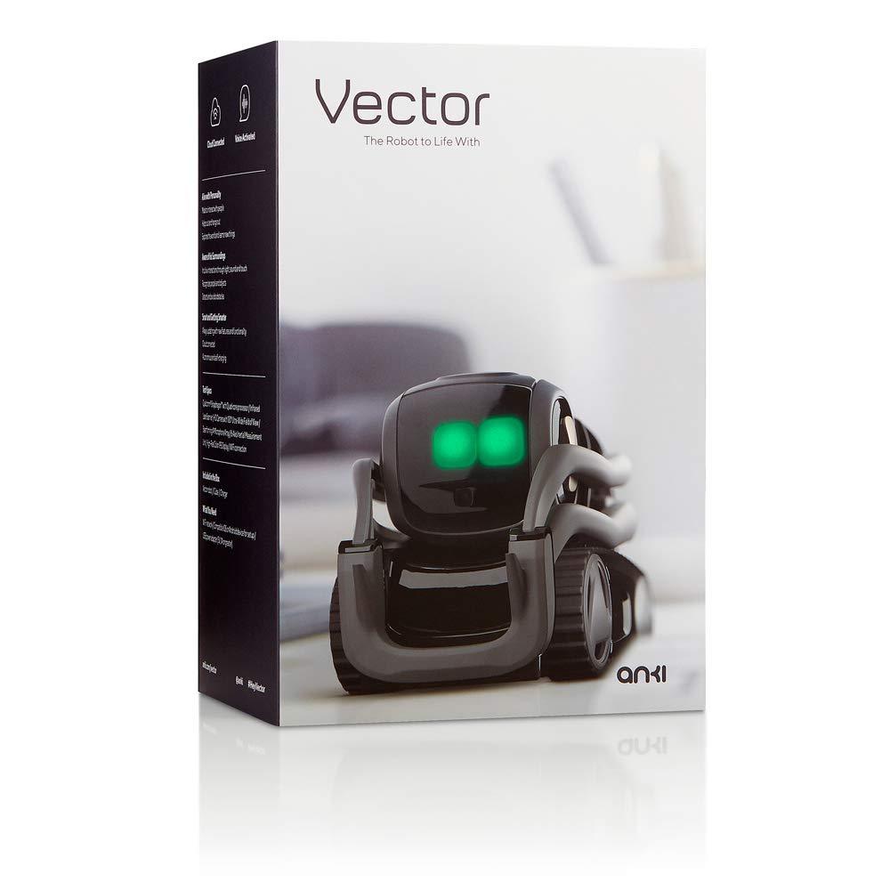 Anki Voice Controlled AI Robotic Companion Vector Robot with ...