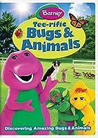 Barney: Tee-Rific Bugs & Animals [DVD] [Import]