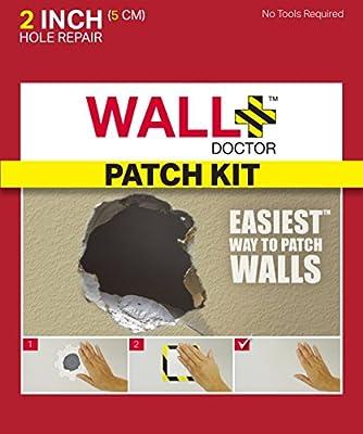 "FiberFix 856497003068 1"" Drywall Patch Kit"