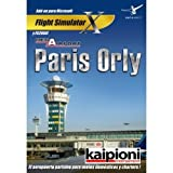 Extension de Flight Simulator Mega Airport Paris Orly X FSX y 2004. Español