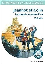Jeannot et Colin - Le monde comme il va de Sébastien Foissier