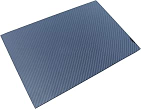 -250mmx250mm-3.5mm Panneau /à Armure Toile, Surface Lisse SOFIALXC Panneau de Plaque en Fibre de Carbone 3K Panneau en stratifi/é /à 100/% de Fibre