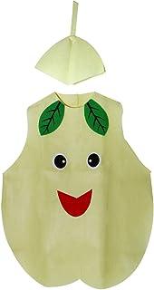 B Blesiya Traje Disfraces para Adultos Niños Divertidos de Carnaval Halloween Cosplay Party - Pera para niños 87 x 62cm
