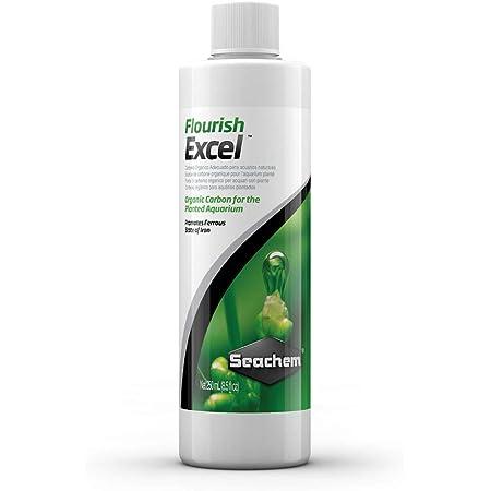 Seachem Flourish Excel Planted Aquarium Fertilizer, 250 ml