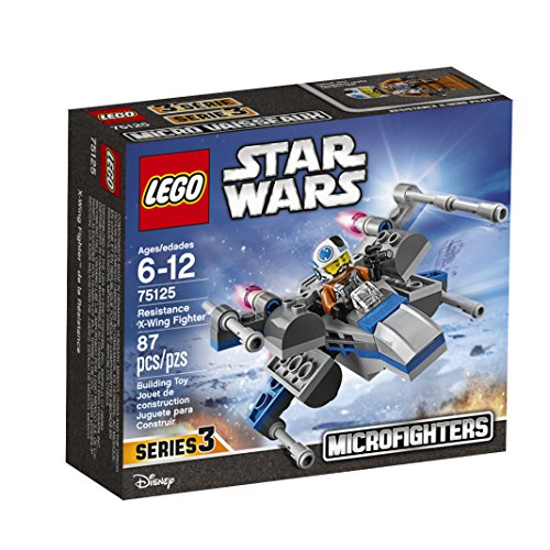 LEGO Star Wars Resistance X-Wing FighterTM 75125 by