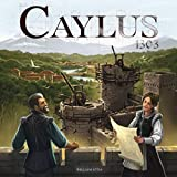Caylus 1303 (2nd Edition) Board Game