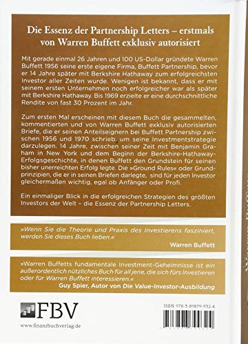 Warren Buffetts fundamentale Investment-Geheimnisse: Die Essenz der Partnership Letters des erfolgreichsten Investors aller Zeiten - 2