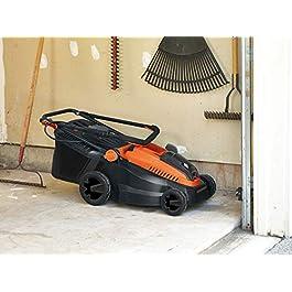 BLACK+DECKER CLM3820L1-QW Tondeuse à Gazon sans fil, 36V, Orange,