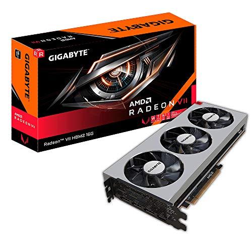 Gigabyte GV-RVEGA20-16GD-B scheda video Radeon VII 16 GB Memoria a banda larga elevata 2 (HBM2)