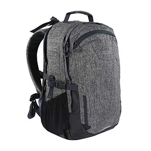 Regatta Cartar Sac à dos de voyage rembourré résistant pour ordinateur portable Taille unique gris