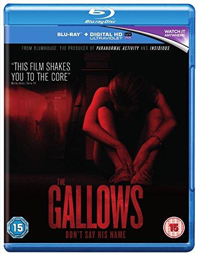 The Gallows [Blu-ray] [2015] UK-Import, Sprache: Englisch.