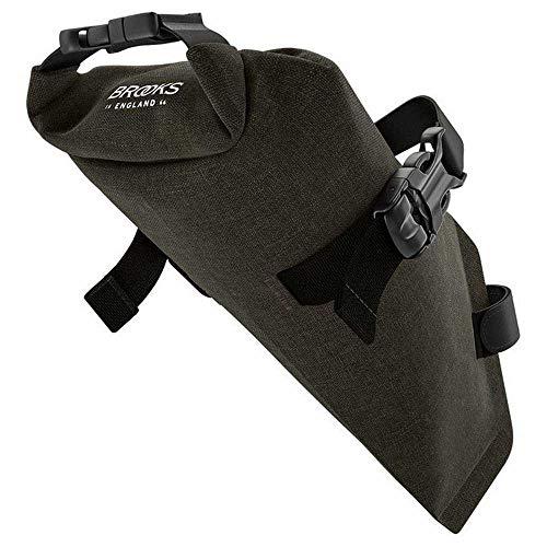 Brooks England Unisex-Erwachsene Scape Saddle Roll Bag Tasche, mud, One Size