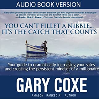 You Can't Fillet a Nibble... It's the Catch That Counts audiobook cover art